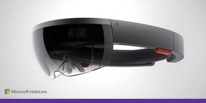 гарнитура-HoloLens