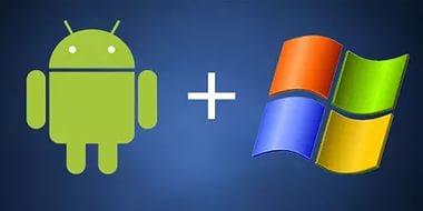 Windows и Андроид