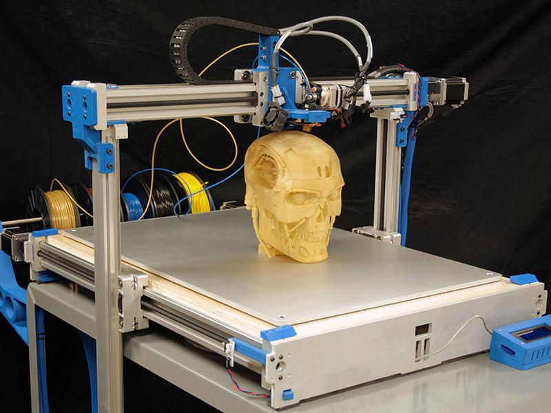 3D принтер будущее сейчас