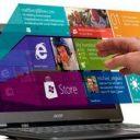 Жесты, касания и комбинации клавиш в Windows 8
