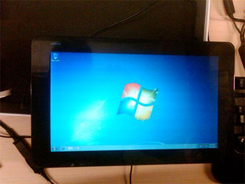 установка Microsoft Windows на планшет