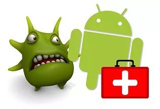 Защита андроид устройств