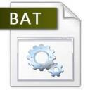 Работа с bat-файлами.