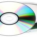 Записать файлы/образ на CD/DVD диск.