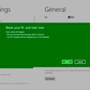 Варианты восстановления Windows 8.