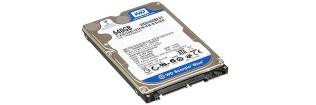 Замена жесткого диска на ноутбуке Lenovo z61e-m-p