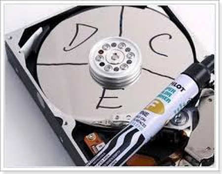 разделы-дисков
