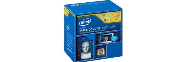 Характеристики i5 процессора.