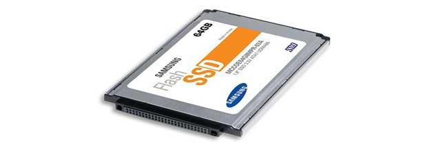 Твердотельный жёсткий диск SSD