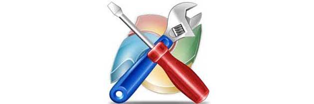 Инструменты Windows 7