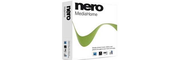 Nero MediaHome Free – бесплатный медиа менеджер