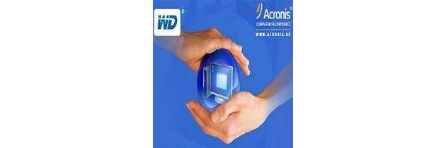 Acronis True Image WD Edition free – копирование WD дисков