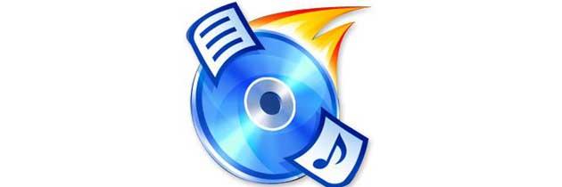 CDBurnerXP — запись CD и DVD