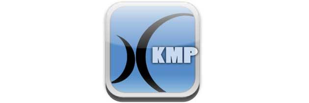 KMPlayer — видео/аудио проигрыватель