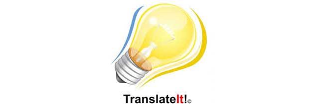 TranslateIt – словарь-переводчик