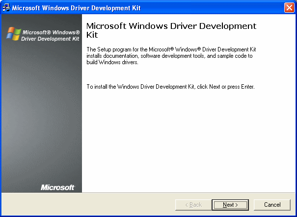 windows-driver-kit