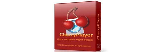 Cherryplayer – бесплатный проигрыватель потоковых аудио- видеофайлов