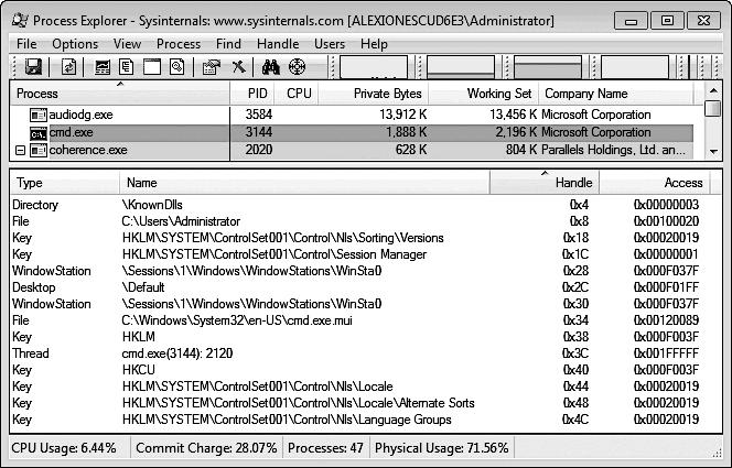 Process-Explorer
