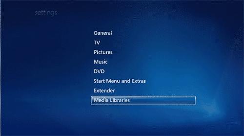 Управление_библиотеками_в_WindowsMediaCenter
