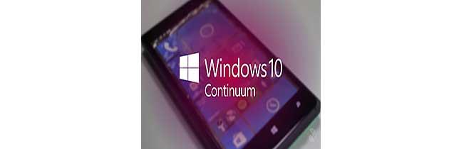 Новые функции Windows 10