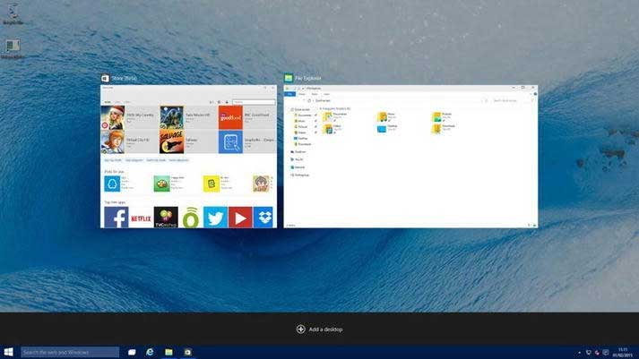 кнопка-добавить-рабочий-стол-Windows10
