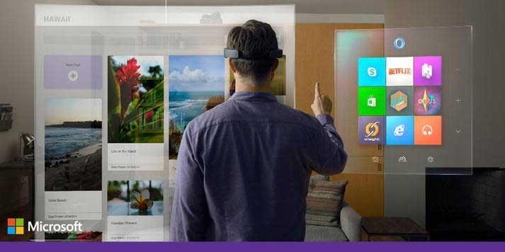 взаимодействие-внешним-миром-HoloLens