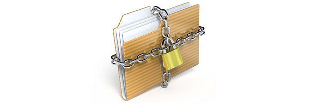 Защита персональных файлов и папок