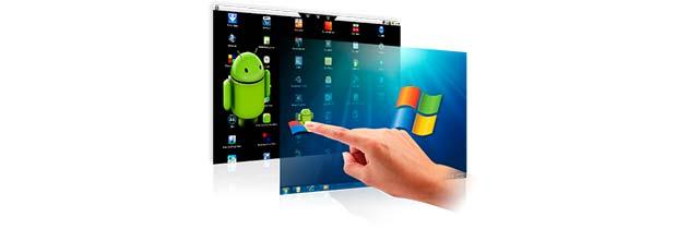 GenyMotion – запуск любых андроид-приложений на компьютере