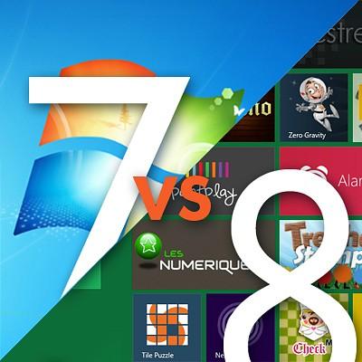 Выбираем Windows 7 и Windows 8