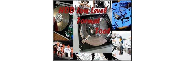 HDD Low Level Format Tool или полное форматирование hdd