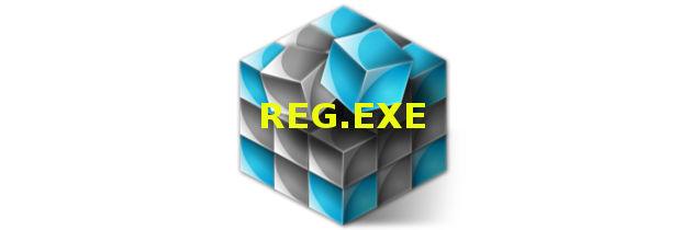 REG.EXE и REGINI.EXE команды