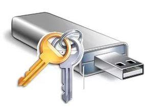 Защита флешки паролем