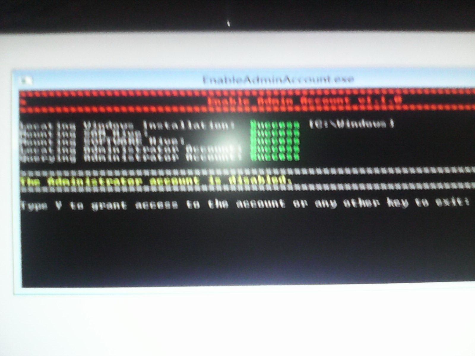 Получение прав Администратора в Windows 8.1 3