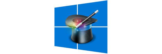 Некоторые интересные хаки Windows 10