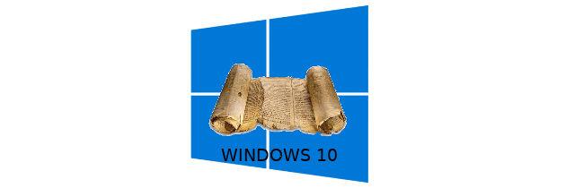 История файла и другие параметры резервного копирования Windows 10