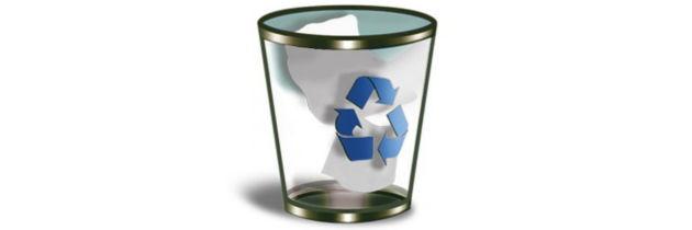 Удаление и восстановление файлов и папок в Windows 8