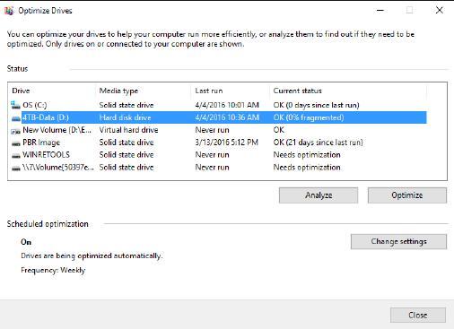 оптимизация-диска