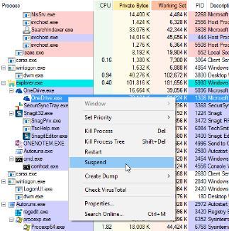 Process_Explorer_параметры