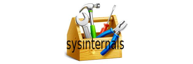 Дополнительные инструменты Sysinternals