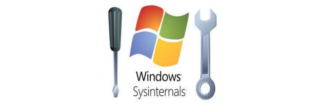 Инструменты Sysinternals Suite