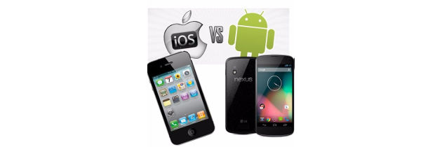 Чем отличается Android от iPhone