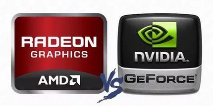 GeForce и Radeon