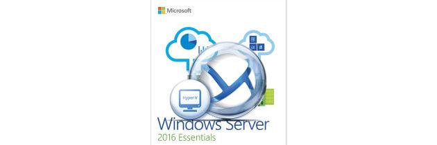 Hyper-V в Windows Server 2016