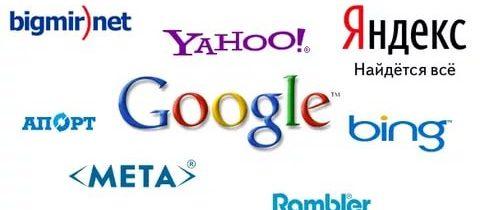 История поисковых систем