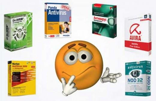 Выбор Антивируса