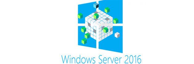 Контейнеры в Windows Server 2016