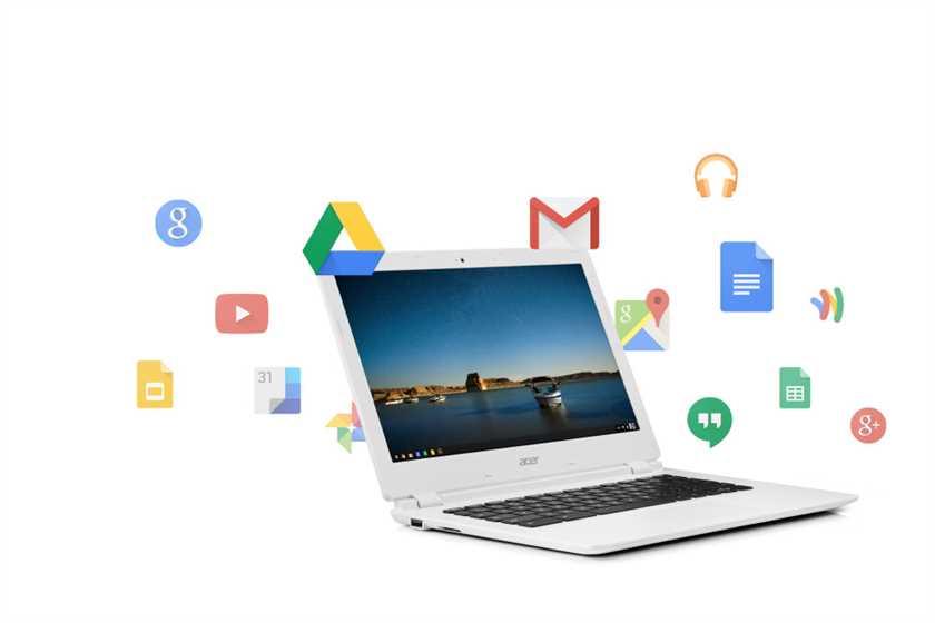 Облако Google Chromebook