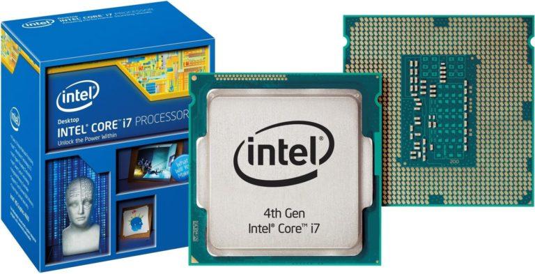 Выбор процессора Intel для игр