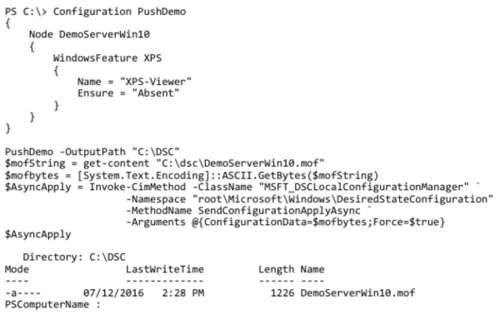 SendConfigurationApplyAsync
