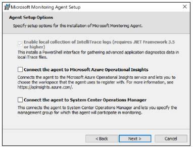 MicrosoftMonitoringAgent